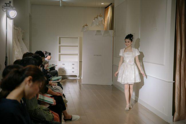 ブリランテ|ミニスカート|グランマニエのドレスショー
