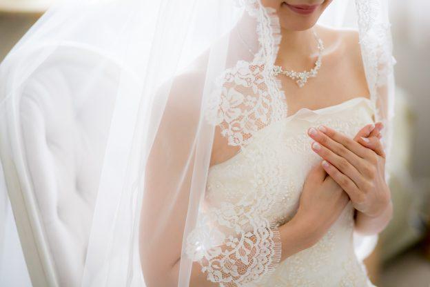 ベール|ウエディングベール|花嫁最強アイテム