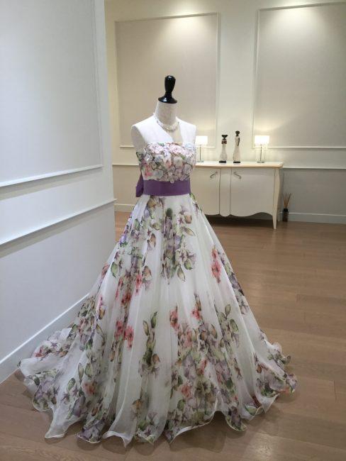 Astrid|アストリッド|一番人気|グランマニエのカラードレス