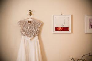 Margaret|ヌードレースドレス