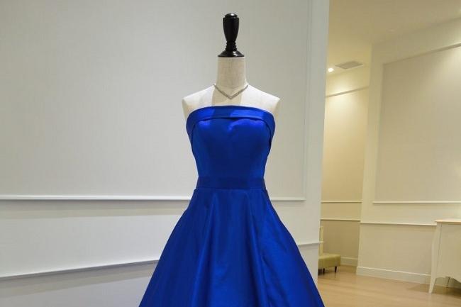 ブルー|カラードレス|ヴァレンテ