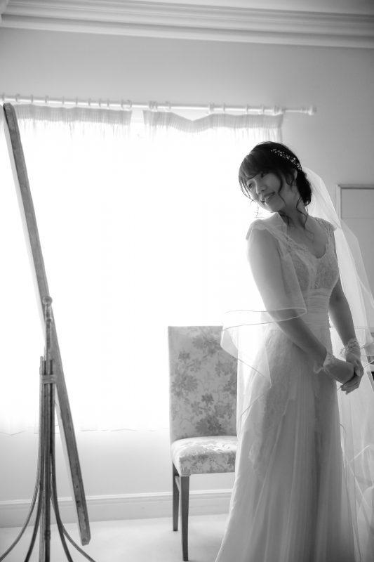 ドレス選び|グランマニエの花嫁