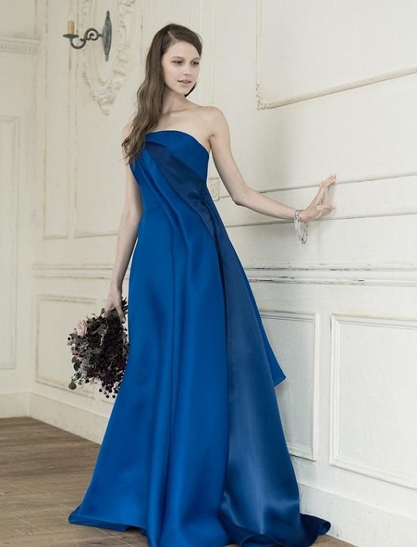 クラージュ ブルー|カラードレス