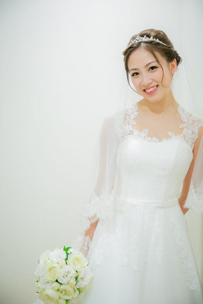 メリッサ|グランマニエのウエディングドレス