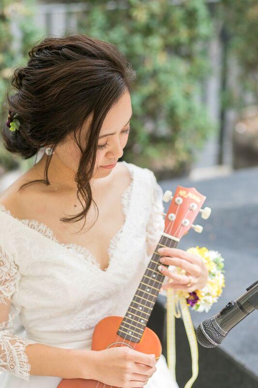 ゆるふわ | ヘアスタイル|グランマニエの花嫁