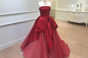 MUGHETTO | Red | ムゲット|カラードレス