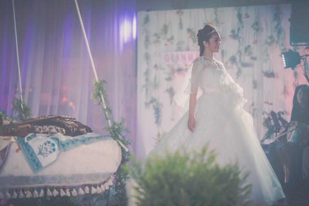ショー|ドレスショー|グランマニエのウエディングドレス