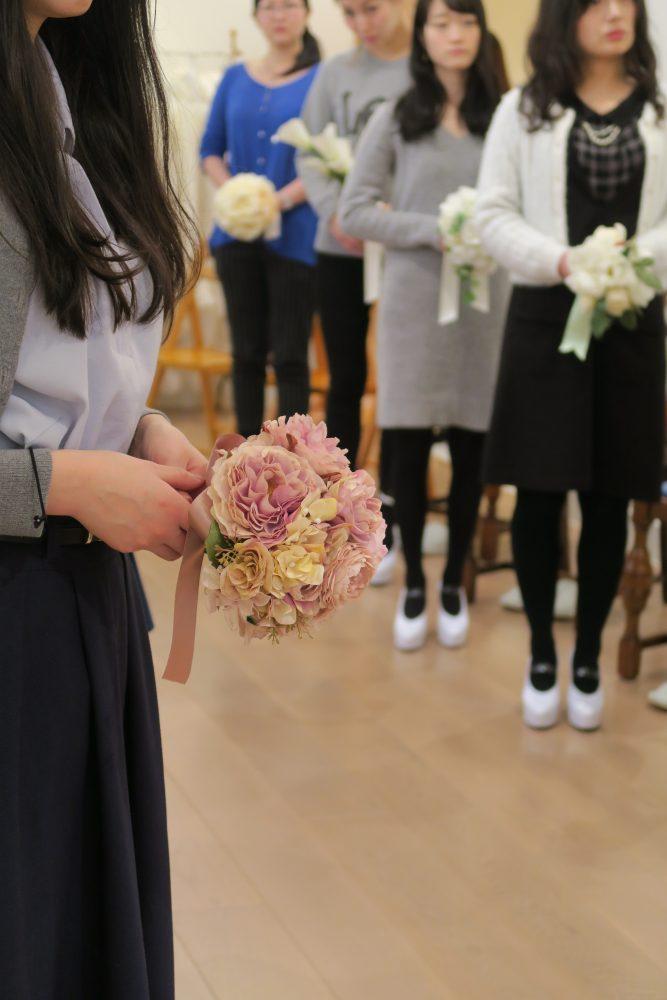 フィニシングスクール風景|グランマニエの花嫁