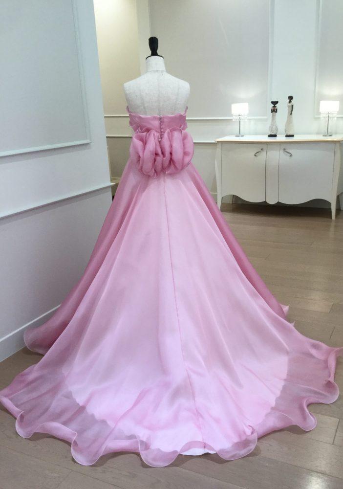 ELENA | エレナ|FIO|ピンク|グランマニエのカラードレス