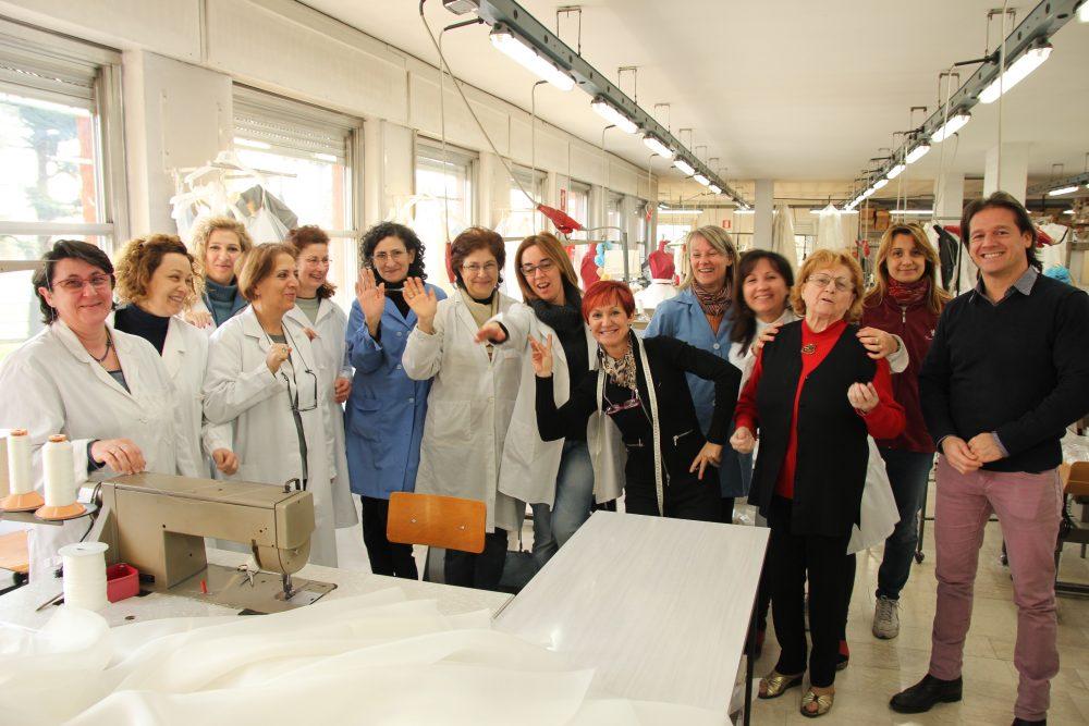 FIO | アトリエ|グランマニエのオートクチュールデザイナー
