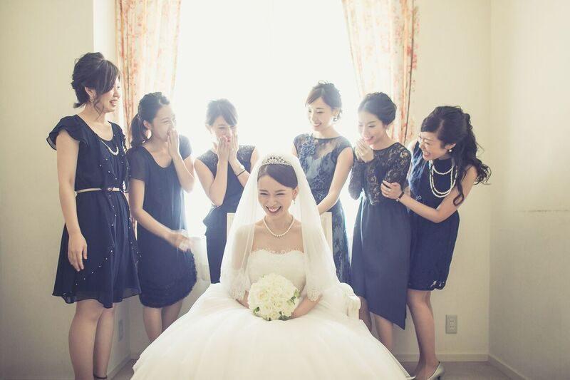 ブライズメイド|グランマニエの花嫁