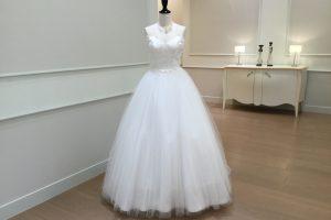 シンフォニー|モダントゥルーソー|グランマニエウエディングドレス