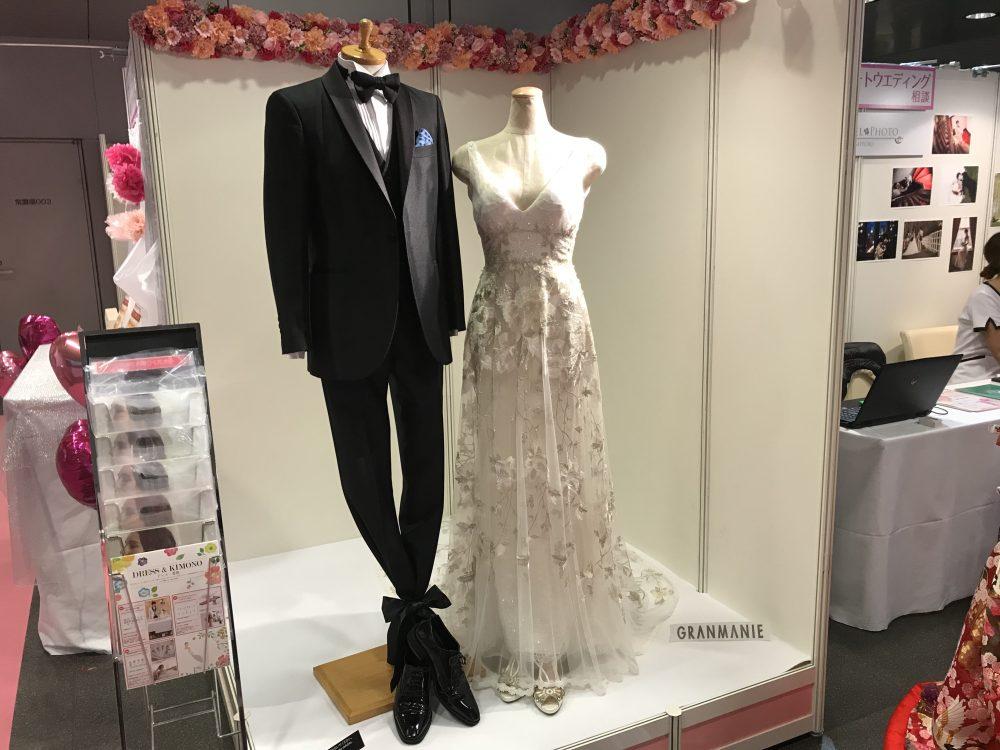 ゼクシィフェスタ|札幌|ドレス展示