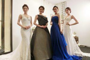 銀座ドレスショー|モデル