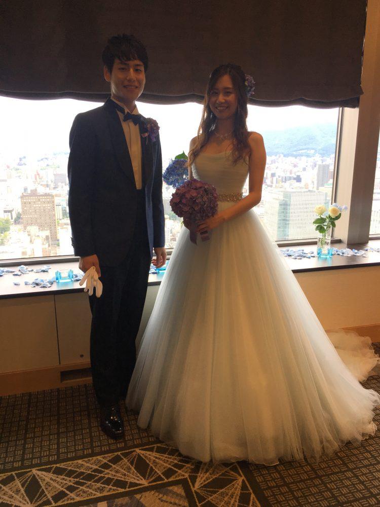 バレエブルー | JRタワー|模擬結婚式フェア