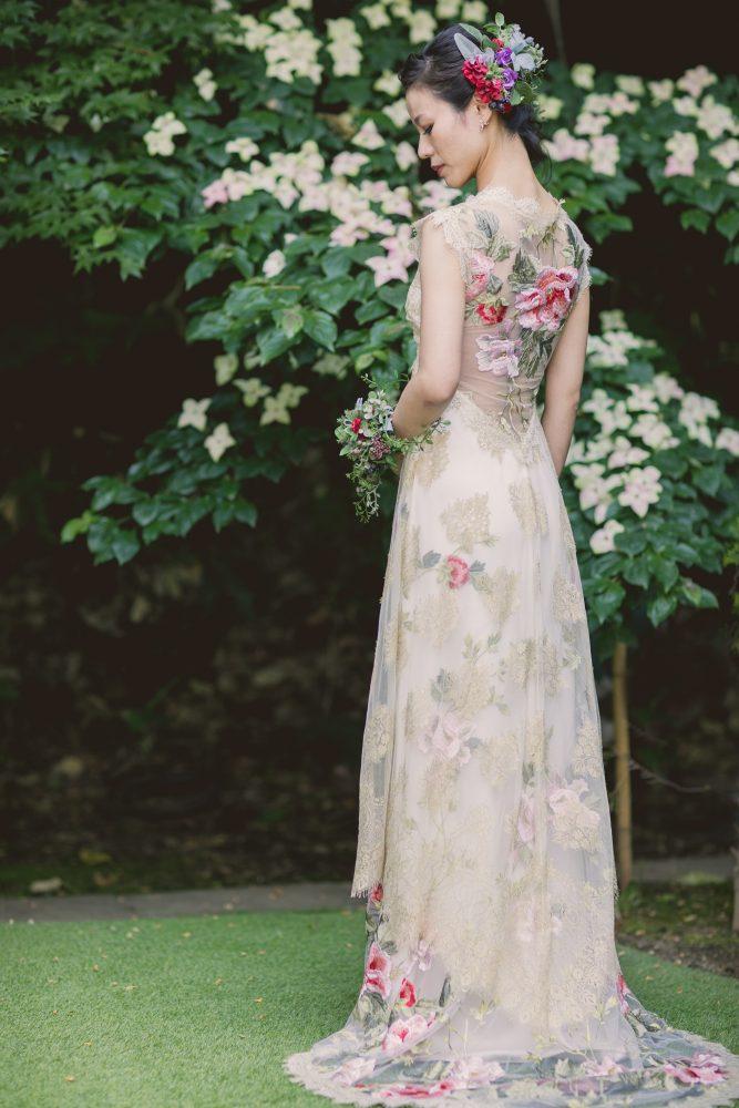 ウエディングドレス|クレア