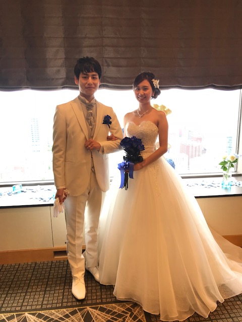 ガルデニア | JRタワー|模擬結婚式フェア
