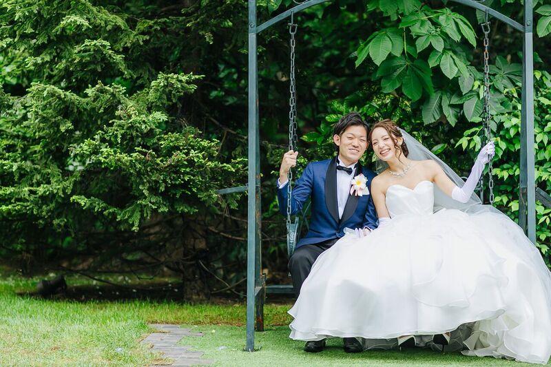 グランマニエの花嫁|スマイル|笑顔