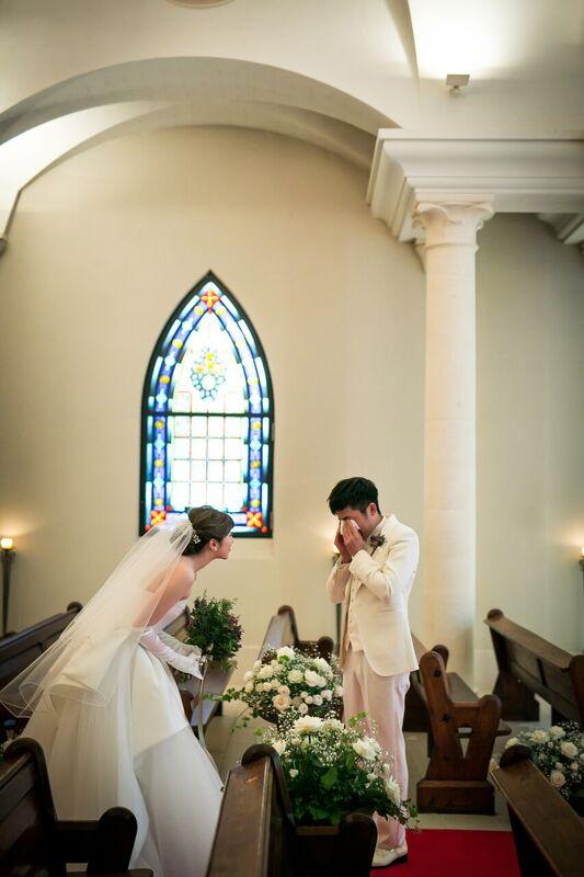 ファーストルック|ローズガーデンクライスト教会