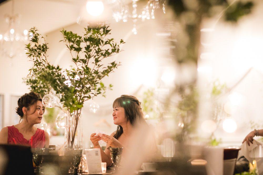 カテリーン|グランマニエのウエディングドレス