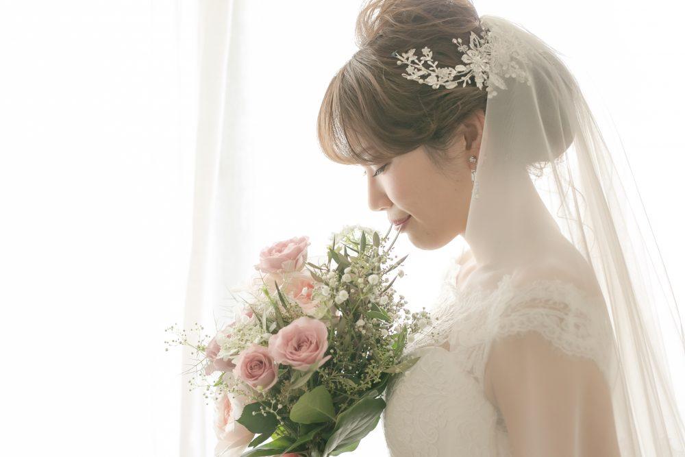 グランマニエのウエディングドレス|花嫁