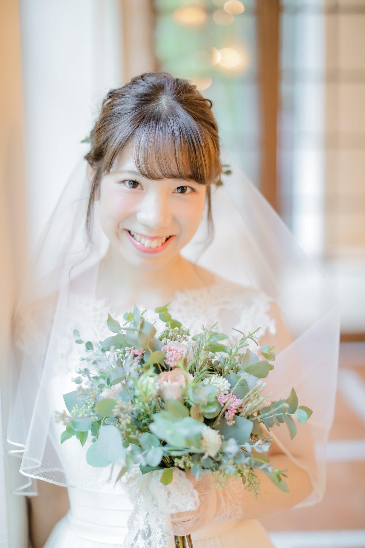 LUNA   ルーナ グランマニエの花嫁 ブーケ