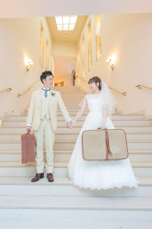 Gramping Wedding LUNA グランマニエの花嫁