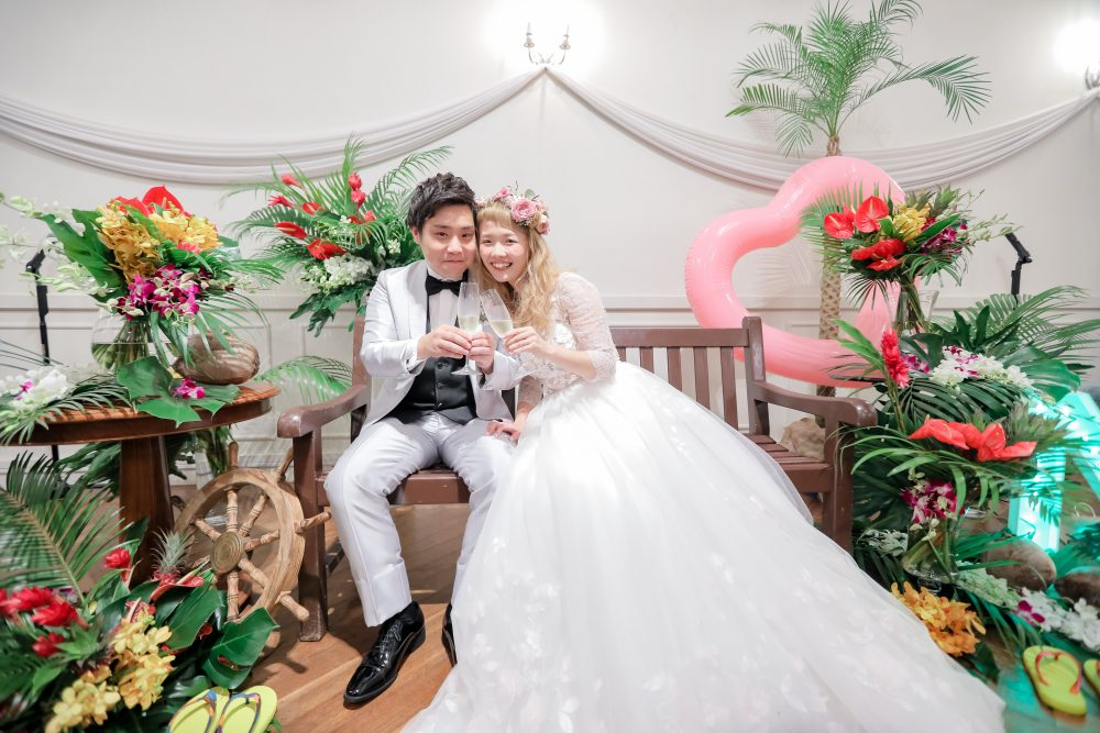COLETTE|コレッテ|グランマニエのウエディング花嫁