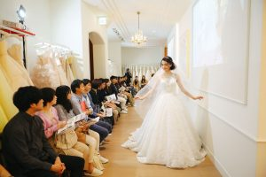 ドレスショー|札幌|ウエディングドレスショー