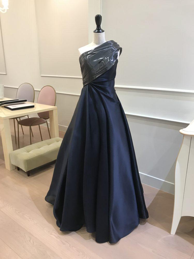 LIQUID|リキッド|黒|黒のカラードレス