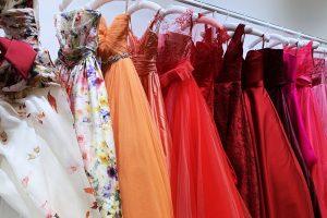 カラードレス|赤系|グランマニエのドレス