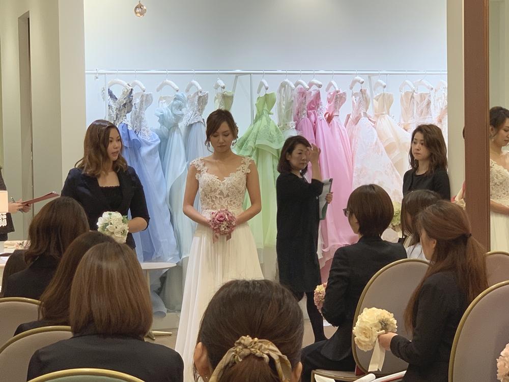 179a89f1b8bd9 グランマニエスタッフの裏側 美しい花嫁づくり|グランマニエ東京銀座・札幌