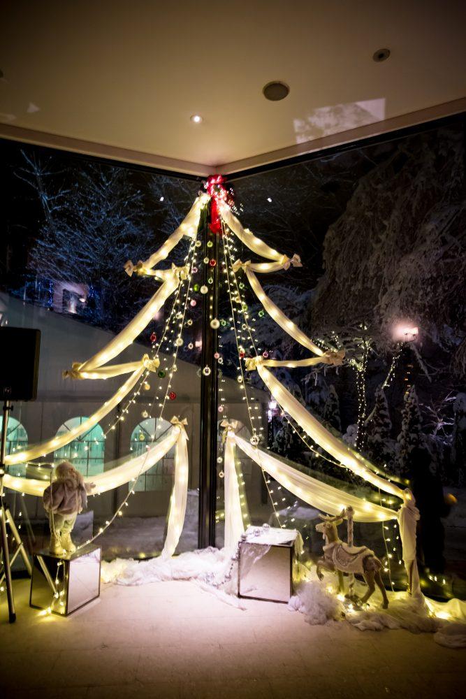 クリスマスカラー|ディスプレイ